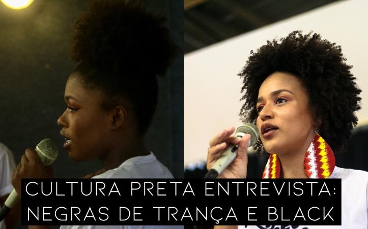 entrevista tranças e black